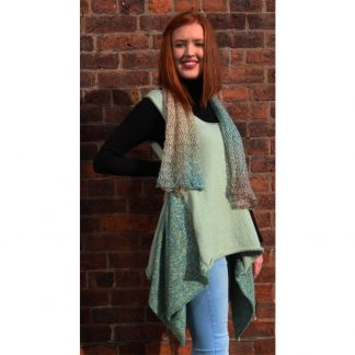Cool Mint Smock Top