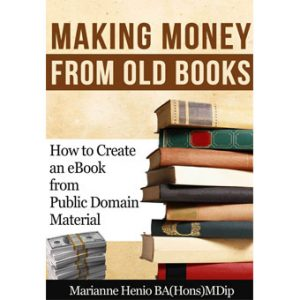 Making Money from Old Books